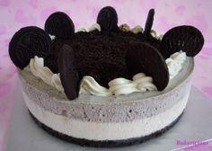 Bakericious: Non Bake Oreo Cheesecake