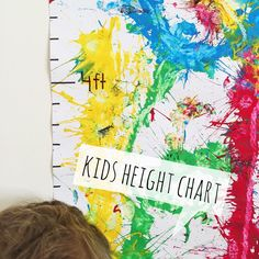 Toddler Height Chart