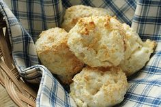 drop biscuits, low-fructose, gluten-free