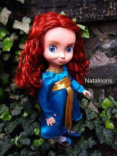 Disney Animator's Merida Doll