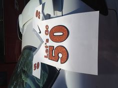 make the kids jerseys out of poster board to line the float Football Spirit Signs, Football Locker Signs, Football Banner, Football Crafts, Football Cheer, Football And Basketball, School Football, Football Posters, Football Season