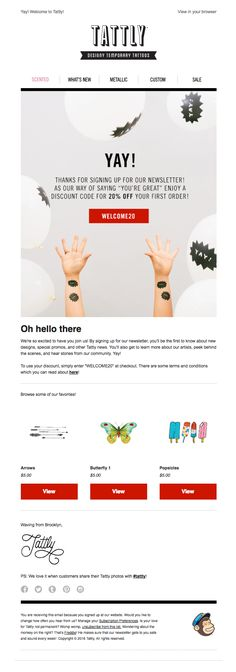 21 Best Congratulations Email Ideas images Email Newsletter Design