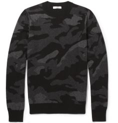 Admit it. You never heard Valentino and Camouflage in the same sentence before. at MR Porter