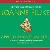 Best-selling author Joanne Fluke serves up a tasty treat from her Hannah Swensen series in Apple Turnover Murder. Hannah is feeling the heat when she agrees to bake apple turnovers for a fundraiser and partake in the charity talent contest. But when Hannah discovers the MC dead with one of her apple turnovers in his hand, she realizes someone has murder on the menu.