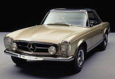 Mercedes Benz 230, 250, and 280 SL (1960-63)    Read More http://www.gq.com/cars-gear/cars/201001/most-stylish-cars-in-history#ixzz1n9KGSFiK