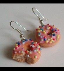 Σκουλαρίκια Donuts