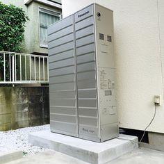 そして我が家の小さな発電所、パナソニックのエネファーム給湯器を採用