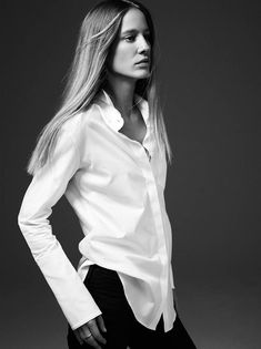 Natasa Vojnovic for The Line  // style • fashion • 2014 • look • what to wear • outfit ideas for • everyday • work • casual