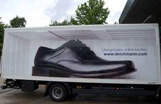 The Shoe truck! Food Design, Web Design, Trailers, Vw Crafter, Billboard Design, Truck Art, Truck Design, Trucks, Car Covers