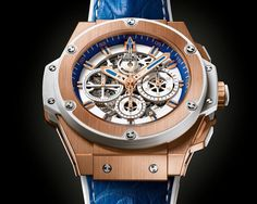 Hublot, King Power 305 limited edition