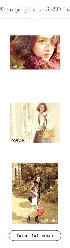 """Kpop girl groups - SNSD 14"" by mirmin ❤ liked on Polyvore featuring accessories"