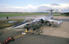 Canadian F-104G