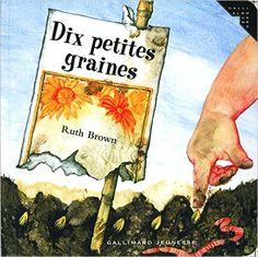 Amazon.fr - Dix petites graines - Ruth Brown - Livres