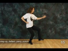 ▶ Tai Chi Moves - Free Tai Chi Online Lessons - Moves 14, 15 and 16 - YouTube