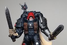 Painting Black Power Armour – PRELUDE Hi all! About a couple of months ago Jason aka Redrum asked me if I was interested in showing how I paintthe Black Armour formy Deathwatch Space Marines. Obviously I was! And I would like to thank Jay for his interest and for this fantastic opportunity. So here we are, and I've prepared for ...