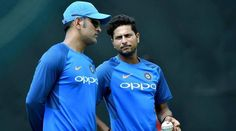 At the point when MS Dhoni Lost His Cool With Kuldeep Yadav Cricket Update, Bollywood News, Sports News, Ms, Football, India, Running, Cool Stuff, Soccer