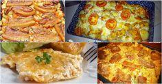 Kipróbáltuk őket, hogy Téged már ne érjen csalódás! Több, mint egy hétre elegendő rakott finomság! Hungarian Recipes, Okra, Quiche, Mashed Potatoes, Pizza, Dinner, Breakfast, Ethnic Recipes, Food