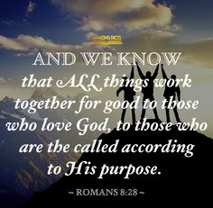 His purpose                                                                                                                                                                                 More