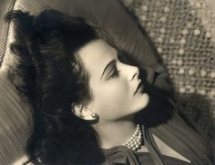 Clarence Sinclair Bull | Hedy Lamarr