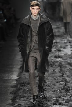 Fendi - Men Fashion Fall Winter 2014-15 - Shows - Vogue.it