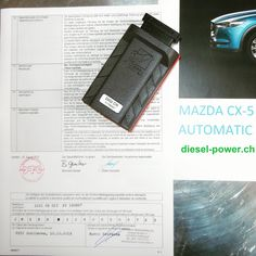 Diesel Tuning, Mazda Cx-5, Automobile