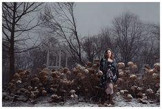 Type A SENIOR ~ Wisconsin Senior Portraits ~ Winter Senior Portraits ~ Snow Senior Portraits