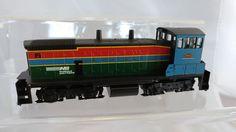 "Athearn HO Spec. Ed. SW1500 Locomotive Norfolk Southern ""River St. Rambler"""