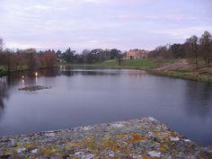 Brocket Hall lake, Welwyn Garden City by HallAnnie, via Flickr