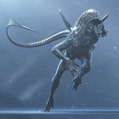 Alien Vs Predator, Predator Alien, Predator Cosplay, Arte Alien, Alien Art, Aliens Movie, Aliens And Ufos, Alien Creatures, Fantasy Creatures
