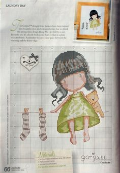 "Photo from album ""Cross Stitcher on Yandex. Cross Stitching, Cross Stitch Embroidery, Embroidery Patterns, Cross Stitch Patterns, Cross Stitch Boards, Cross Stitch Baby, Stitch Character, Stitch Doll, Blackwork"