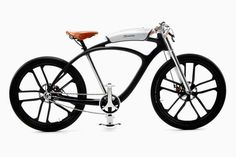 Noordung Angel Edition electric bike, has a remuvable battery you can take anywhere.    Noordung Angel Edition, an exclusive pre-production series of only 15 handmade, precisely crafted electric Noordung bikes.   The bicycle