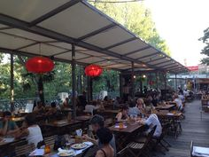 Summerstage in Wien, Wien Bars And Clubs, Four Square, Summertime, Reception, Street View, Outdoor Decor, Receptions