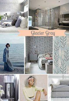 Esta primavera decorar con gris glaciar es tendencia en decoración #grisglaciar #pantone #primavera15 #spring15 #decoracion
