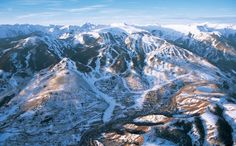 Americas:The Best Snowboard and Ski Resorts in USA & Canada