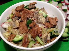 Pin for Later: 32 Vegan Lunches You Can Take to Work Asian Sesame Buckwheat Salad