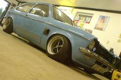 Opel Kadett C City (1975-1979) / Vauxhall Chevette CC (1979-1982) | Lowered, Slammed, Stance