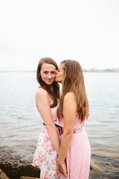 Lesbian engagement