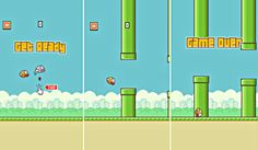 Flappy Bird is the embodiment of our descent into madness www.flappybirds.co.uk
