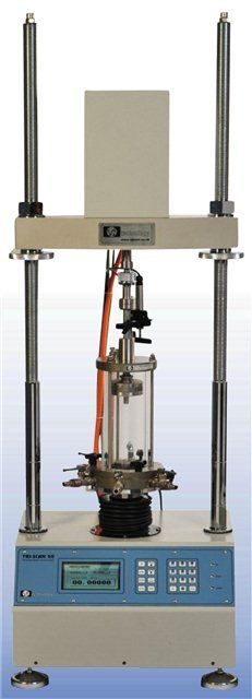 VJ Tech Ltd 250 kN TriSCAN Advanced Load Frame - Triaxial Testing ...