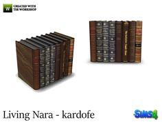 kardofe_Living Nara_Books.