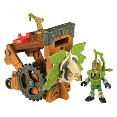 Fisher-Price Imaginext Siege Engine