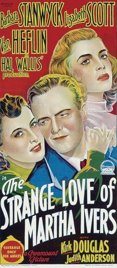 The Strange Love of Martha Ivers   (1946)   ****