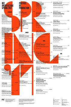 Get Lectured: MIT Architecture, Spring '17   Image via MIT Architecture   Archinect