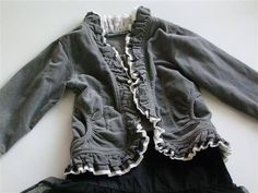 Rock , Jacket, Leggins gr. 122-128 in Basel kaufen bei ricardo.ch