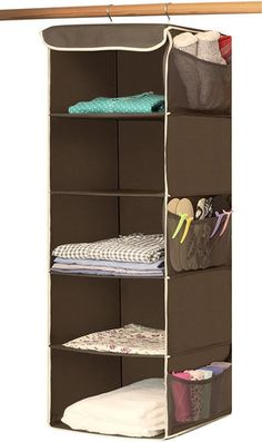 DOMINO:10 Must-Haves For an Organized Closet