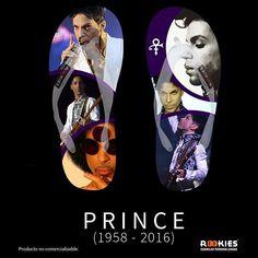 Nuestro pequeño homenaje a uno de los grandes #PrinceRIP Una gran pérdida...