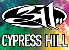 Another summer means another 311 Unity Tour. The 2013 edition features Cypress Hill and G. Love