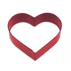 Ausstechform Herz Cookie Cutters, Heart Ring, Products, Valentine's Day Diy, Wafer Cookies, Heart, Heart Rings, Gadget