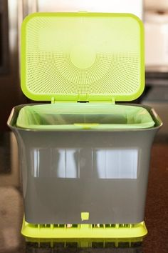 The Full Circle Compost Collector Makes Composting Stylish and Easy — Product Review   The Kitchn