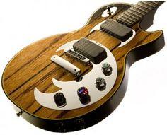 Dusk Tiger Gibson edicion limitada